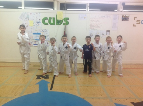 Rayleigh Tuesday Kids Class