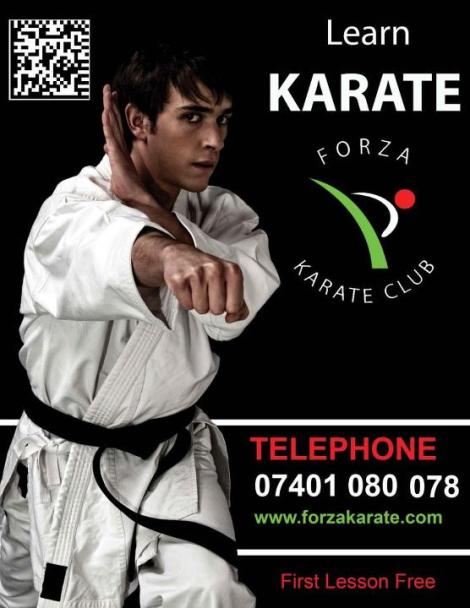 Karate in Rayleigh, Romford and Hawkwell